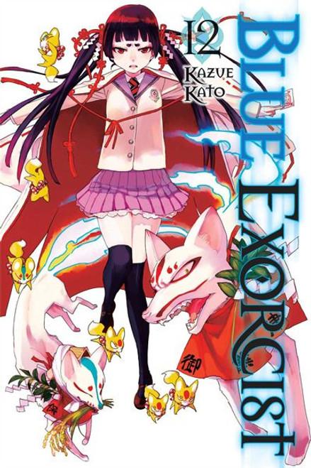 Blue Exorcist Graphic Novel Vol. 12