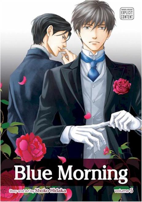 Blue Morning Graphic Novel Vol. 5