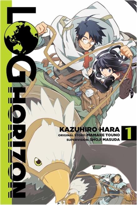 Log Horizon Graphic Novel 01