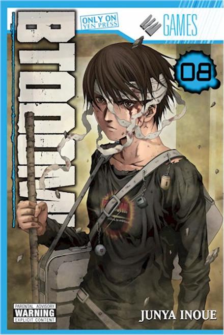 Btooom! Graphic Novel 08