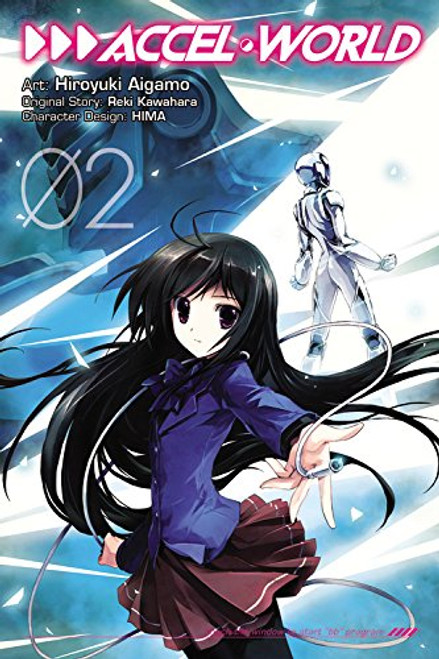 Accel World Graphic Novel 02