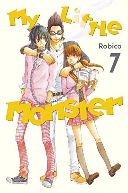 My Little Monster Graphic Novel 07