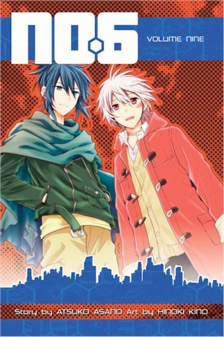 No. 6 Graphic Novel Vol. 09