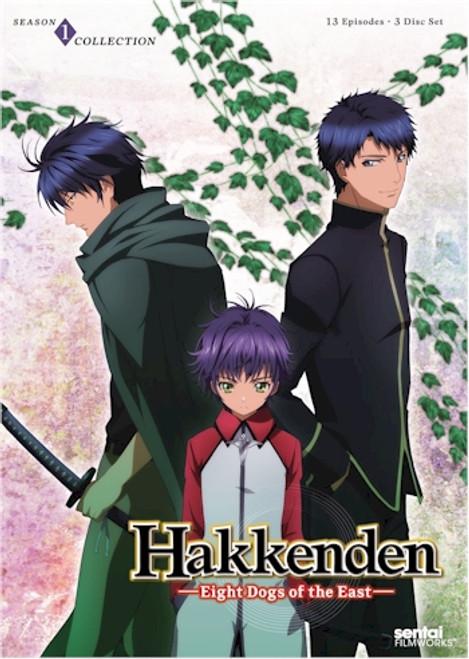 Hakkenden Eight Dogs of the East Season 1 DVD