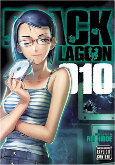 Black Lagoon Graphic Novel 10
