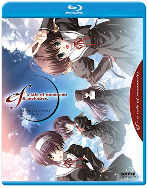 Ef ~ A Tale of Memories & Melodies Blu-ray CC
