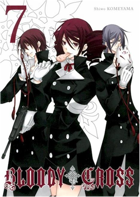 Bloody Cross Graphic Novel 07