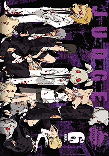 Judge Graphic Novel 06