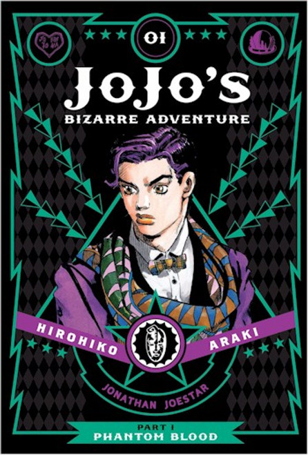 JoJo's Bizarre Adventure Part 1 Phantom Blood 01 (HC)