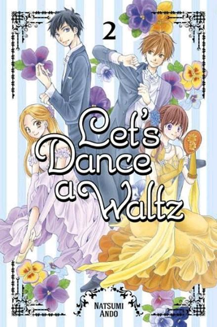Let's Dance a Waltz Graphic Novel 02