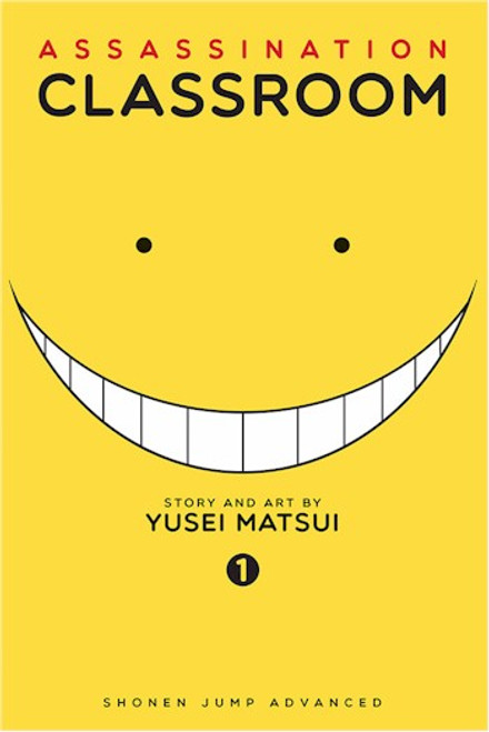 Assassination Classroom Graphic Novel 01
