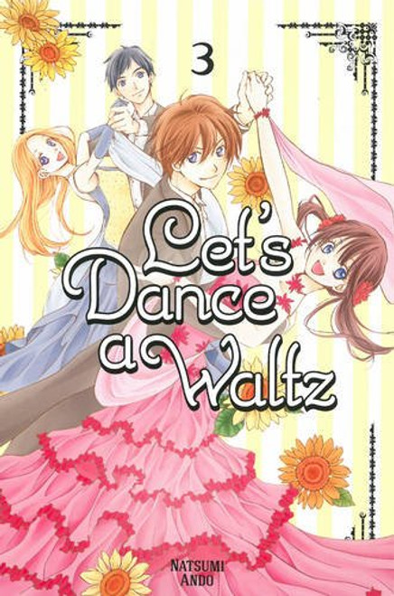 Let's Dance a Waltz Graphic Novel 03