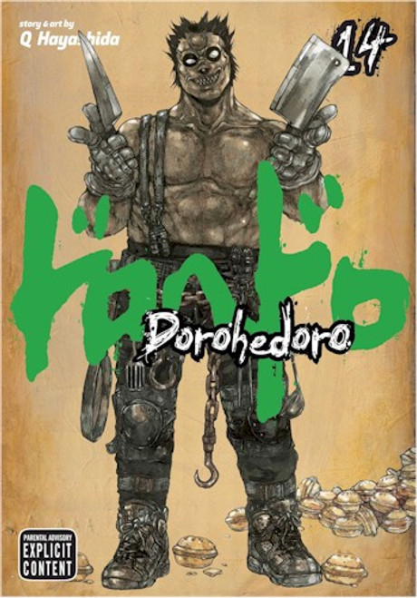Dorohedoro Graphic Novel Vol. 14