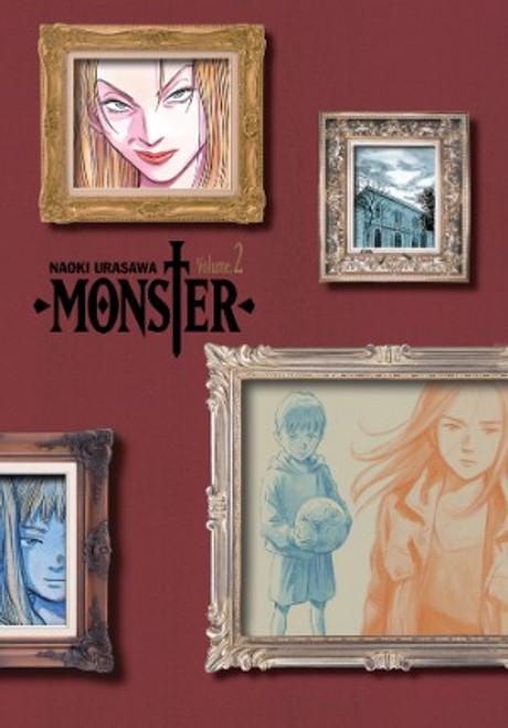 Monster (Naoki Urasawa) Perfect Edition Vol. 02