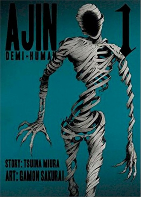 Ajin: Demi-Human Graphic Novel 01