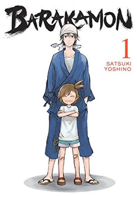 Barakamon Graphic Novel 01