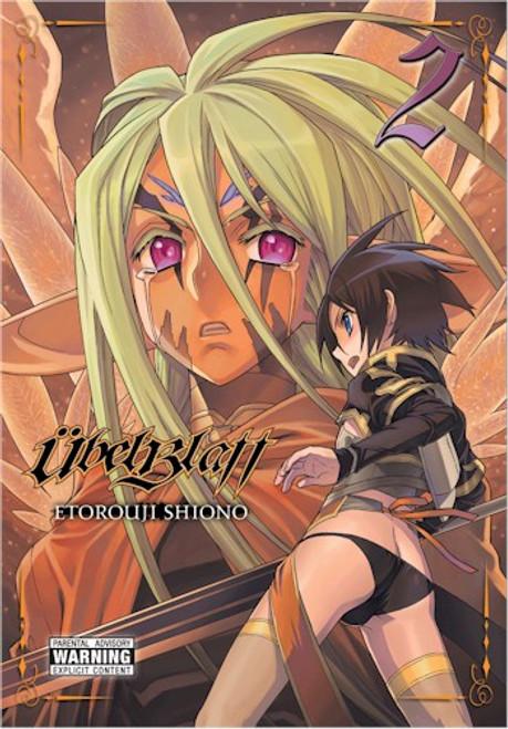Ubel Blatt Graphic Novel Vol. 02