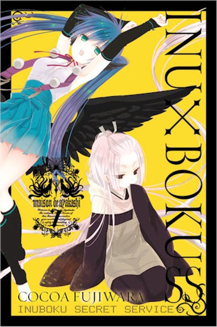 Inu x Boku SS Graphic Novel 07