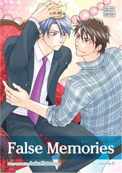 False Memories Graphic Novel Vol. 02
