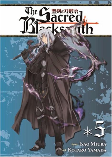 Sacred Blacksmith Graphic Novel 05