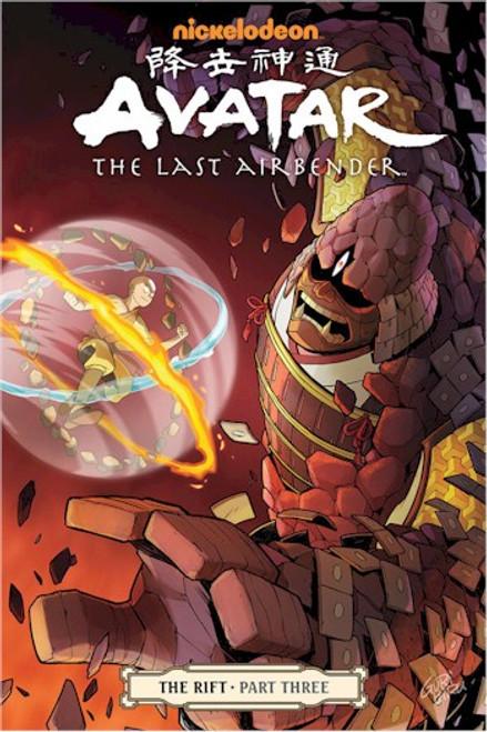 Avatar: The Last Airbender TPB 08 The Rift Part 3
