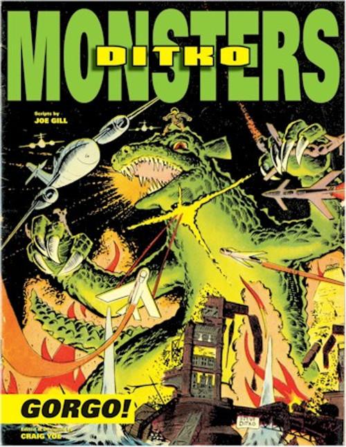 Steve Ditko's Monsters Volume 1: Gorgo (HC)