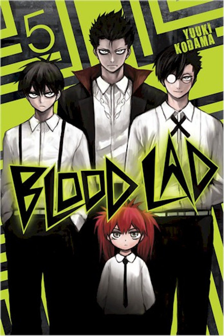 Blood Lad Graphic Novel 05