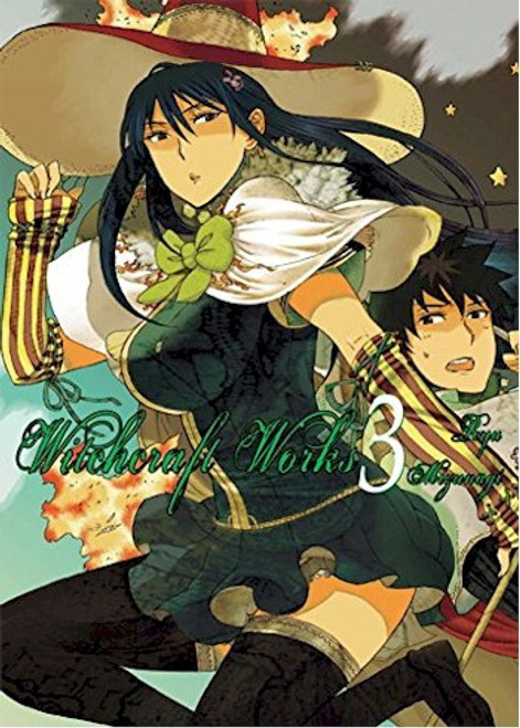 Witchcraft Works Graphic Novel Vol. 03