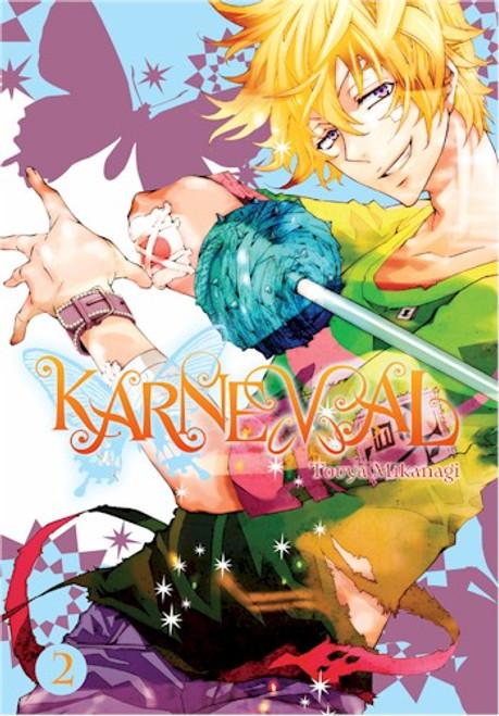 Karneval Graphic Novel 02
