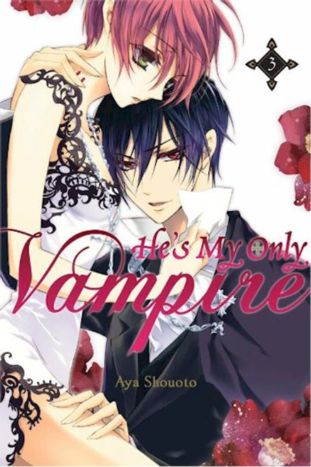 He's My Only Vampire Graphic Novel 03