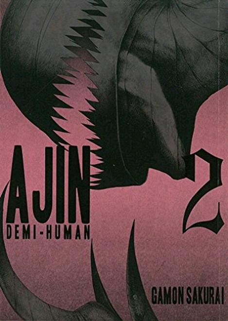 Ajin: Demi-Human Graphic Novel 02