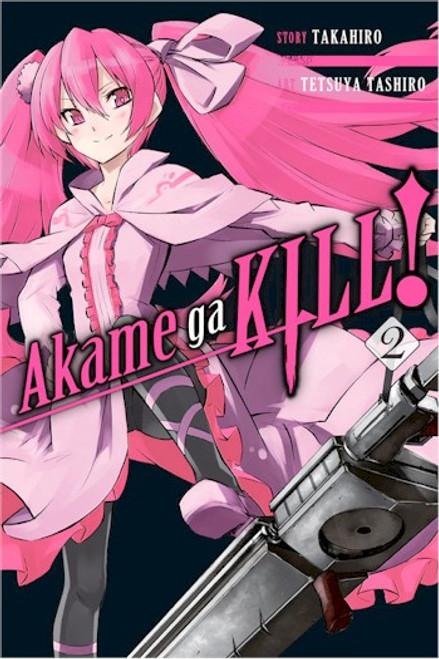 Akame ga KILL! Graphic Novel 02