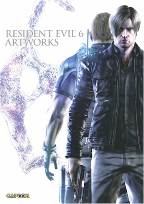 Resident Evil 6 Artworks Artbook