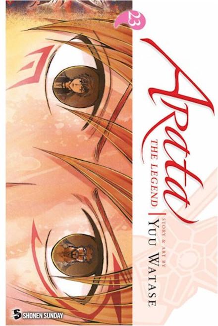 Arata: The Legend Graphic Novel 23