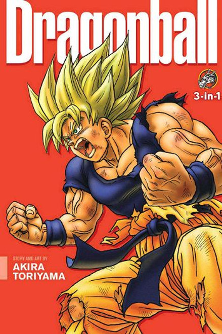 Dragon Ball Omnibus Vol. 09