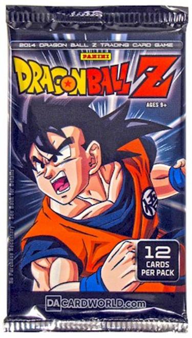 Dragon Ball Z TCG 2014 Booster Pack