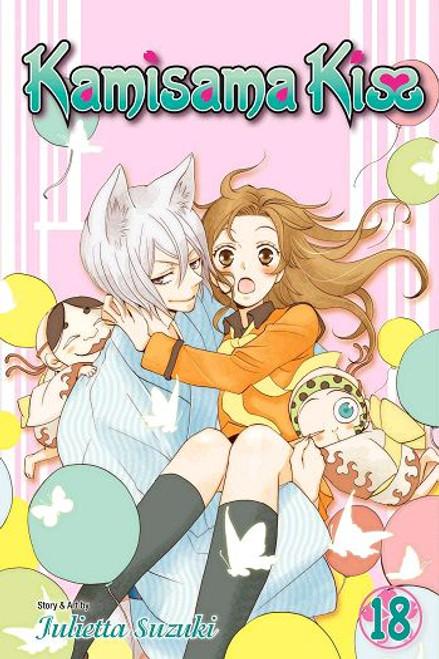 Kamisama Kiss Graphic Novel 18