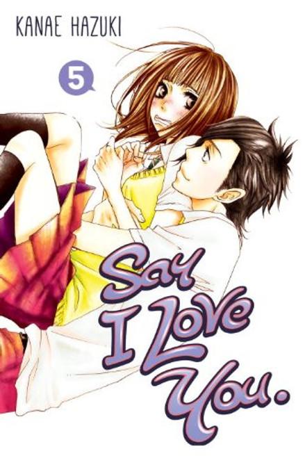 Say I Love You Graphic Novel Vol. 05