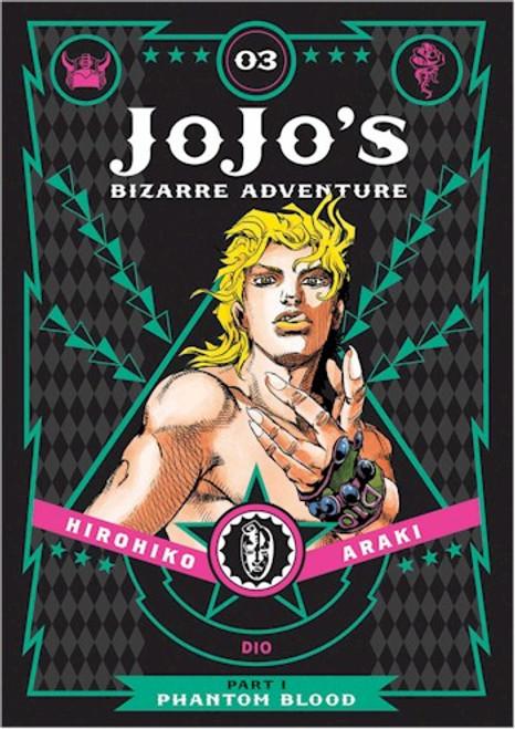 JoJo's Bizarre Adventure Part 1 Phantom Blood 03 (HC)