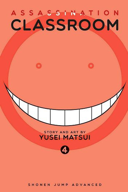 Assassination Classroom Graphic Novel 04