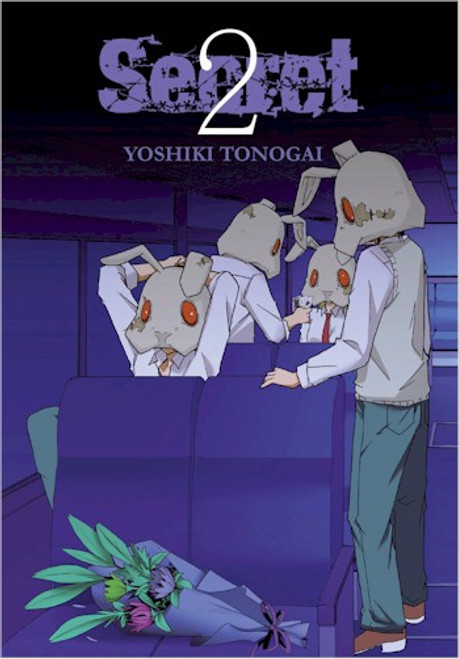 Secret Graphic Novel 02