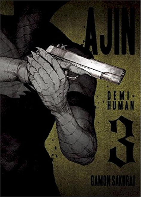 Ajin: Demi-Human Graphic Novel 03