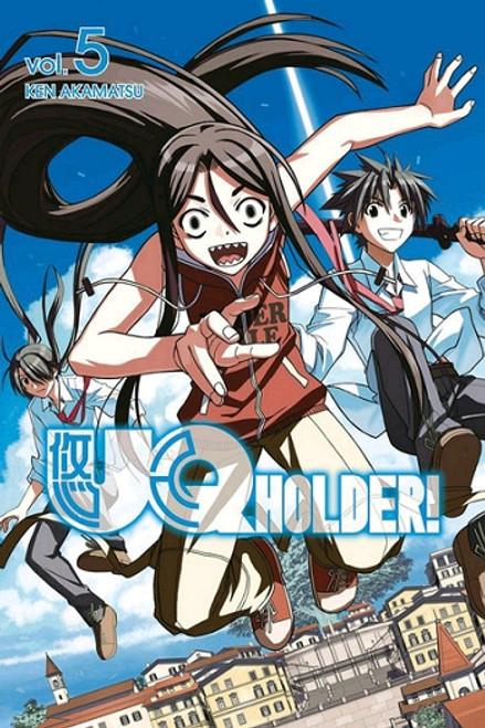 UQ Holder Graphic Novel Vol. 05