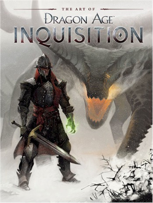 The Art of Dragon Age: Inquisition Art Book (HC)