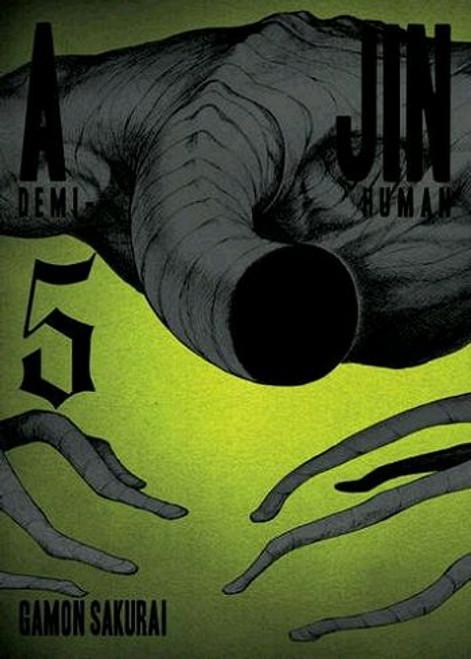 Ajin: Demi-Human Graphic Novel 05