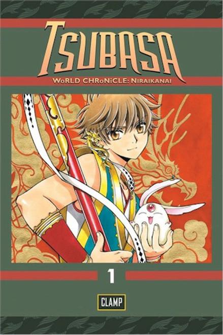 Tsubasa: WoRLD CHRoNiCLE Graphic Novel 01