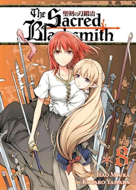 Sacred Blacksmith Graphic Novel 08