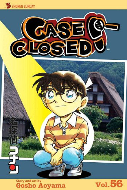 Case Closed Graphic Novel Vol. 56
