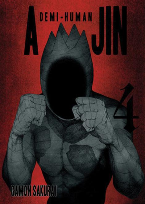 Ajin: Demi-Human Graphic Novel 04