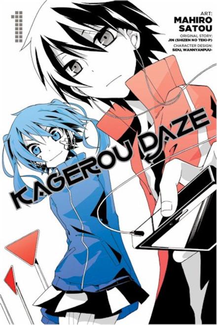Kagerou Daze Graphic Novel 01